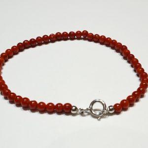 Bracelet perles 3 mm